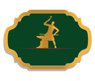 Herrero Logo Design Fotografía de archivo