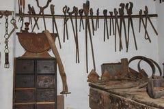 Herrero Tools imagen de archivo libre de regalías