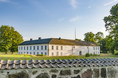 Herrevads Kloster Monastery Royalty Free Stock Image