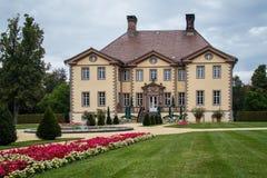 Herrgård i Tyskland Royaltyfri Bild