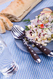 Herring salad Stock Image