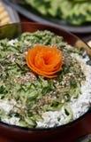 Herring salad Royalty Free Stock Photos