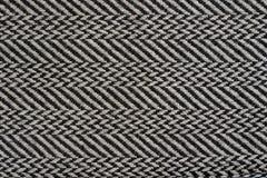 Herringbone Łamający diagonal Wyplata tkaninę zdjęcia royalty free