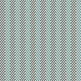 Herringbone abstract background. Blue colors seamless pattern with chevron diagonal lines. Royalty Free Stock Photos