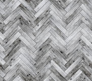 Herringbone bleached natural parquet seamless floor texture Stock Photo