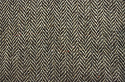 Herringbone fabric Royalty Free Stock Photography