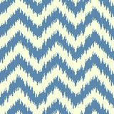 Herringbone fabric seamless pattern Royalty Free Stock Photography