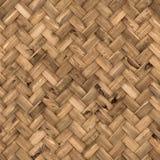 Herringbone naturalna dziewiarska bezszwowa tekstura Zdjęcie Stock