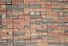 Stacked Pavers Stock Photography
