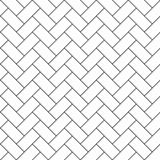 Herringbone parquet diagonal seamless pattern Royalty Free Stock Photo