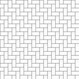 Herringbone parquet seamless pattern Stock Photos