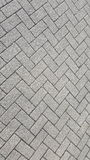 Herringbone Pattern texture Royalty Free Stock Photography