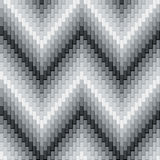 Herringbone Pattern Stock Photography