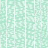 Herringbone seamless pattern Royalty Free Stock Image