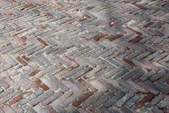 Herringbone texture Royalty Free Stock Image