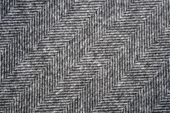 Herringbone tweed background Royalty Free Stock Photography