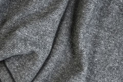 Herringbone tweed background Stock Images