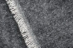 Herringbone tweed background Royalty Free Stock Photo