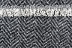 Herringbone tweed background Stock Photo