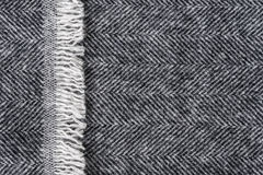 Herringbone tweed background Stock Photos