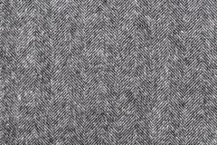 Herringbone tweedu tło fotografia stock
