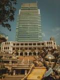 Herritage Χονγκ Κονγκ kowloon στοκ φωτογραφίες