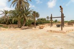 Herritage-Dorf auf Farasan-Insel in Jizan-Provinz, Saudi-Arabien stockfotos