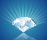 Herrliche Diamanten lizenzfreie stockfotos