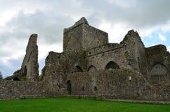 Herrliche Ruinen von Hore-Abtei Lizenzfreie Stockfotos