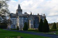Herrlicher Adare-Landsitz im Grafschafts-Limerick in Irland Lizenzfreies Stockbild