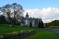 Herrlicher Adare-Landsitz Irland-` s in der Limerick-Grafschaft Stockbild