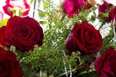 Herrlicher Blumenstrauß Stockfotos