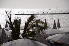 Herrlicher Strand in Costa Adeje im Süden von Teneriffa, Spanien Lizenzfreie Stockfotografie