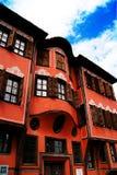 Herrliches altes Gebäude lizenzfreie stockfotografie