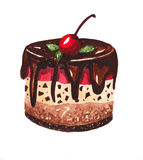Herry dessert Ð ¡ Royalty-vrije Stock Afbeeldingen