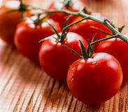 Сherry tomatoes Royalty Free Stock Photography