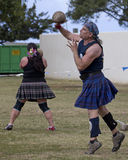 Hers & His. Event:  34th Annual Hawaiian Scottish Festival & Highland Games 11.IV.15 Royalty Free Stock Image