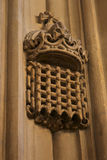 Herse BRITANNIQUE du Parlement Photos stock