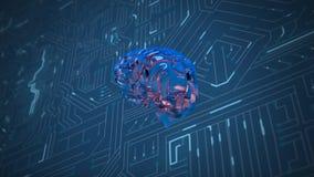 Hersenen en digitale kring