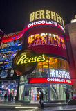 Hershey`s Chocolate World Royalty Free Stock Photography
