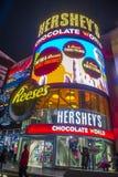 Hershey`s Chocolate World Stock Images