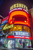 Hershey`s Chocolate World Royalty Free Stock Images