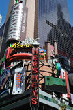 Hershey's Time Square Royalty Free Stock Image