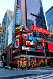 The Hersheys store, Times Square, NYC Stock Images