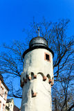 The Herstall tower of Aschaffenburg,  Germany Stock Photo