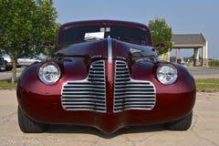 Herstelde 1949 Buick 9 Royalty-vrije Stock Afbeeldingen