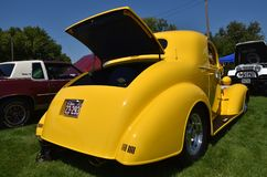 Herstelde 1936 Chevy Coupe Stock Foto