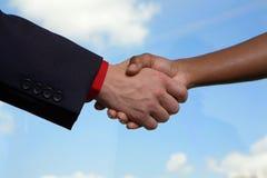 Herstellung des Abkommens mit Verschiedenartigkeit stockbilder