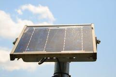 Herstellung von Elektrizität Lizenzfreies Stockbild