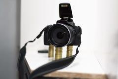 Herstellung von Fotoabstraktion Lizenzfreies Stockbild